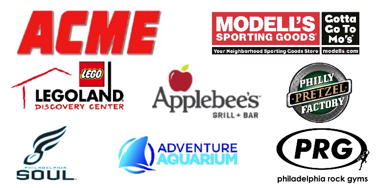 Camp Card Partner Logos